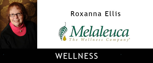 This Week's Speaker – Roxanna Ellis