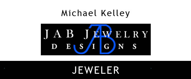 This Week's Speaker – Michael Kelley – Jab Jewelry