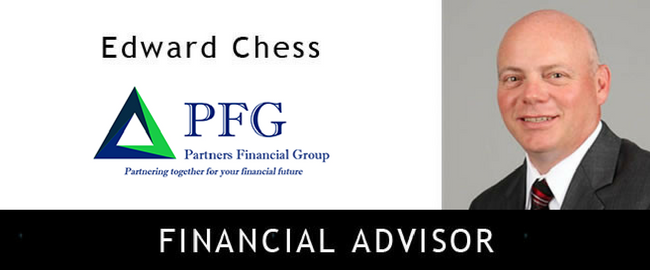 This Week's Speaker – Edward W. Chess, Jr. – Partners Financial Group